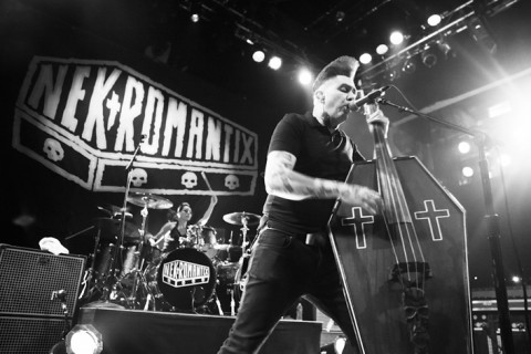 Lux w/ Nekromantix (The Casualties Tour)