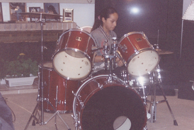 How I started - Lux Drummer