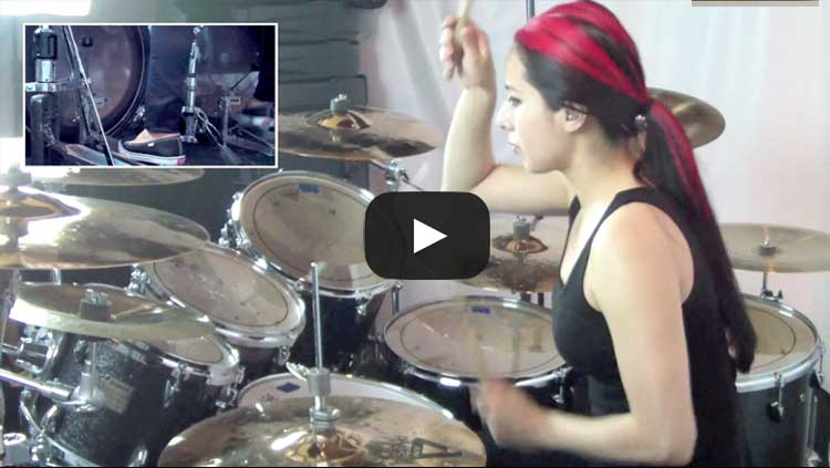 Sepultura Arise Drum Cover