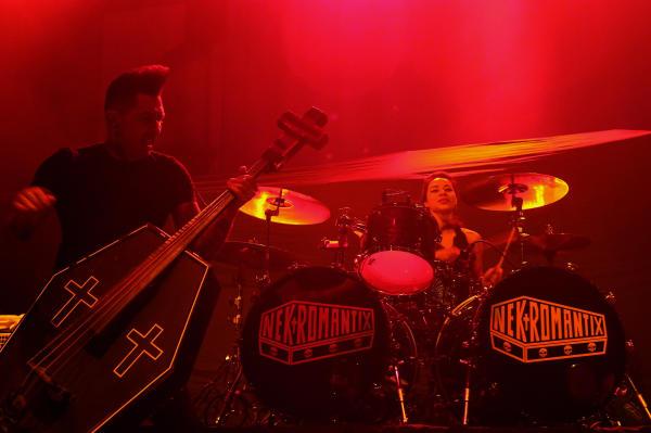 NEKROMANTIX LUX & KIM - ROB ZOMBIE TOUR