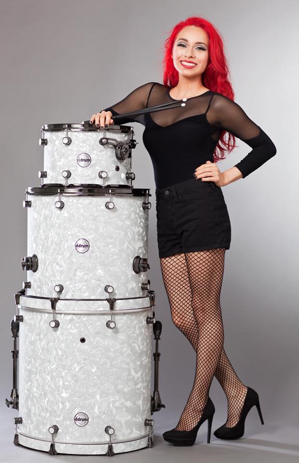Lux Drummer