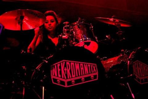 Lux w/ Nekromantix (Rob Zombie  Tour)