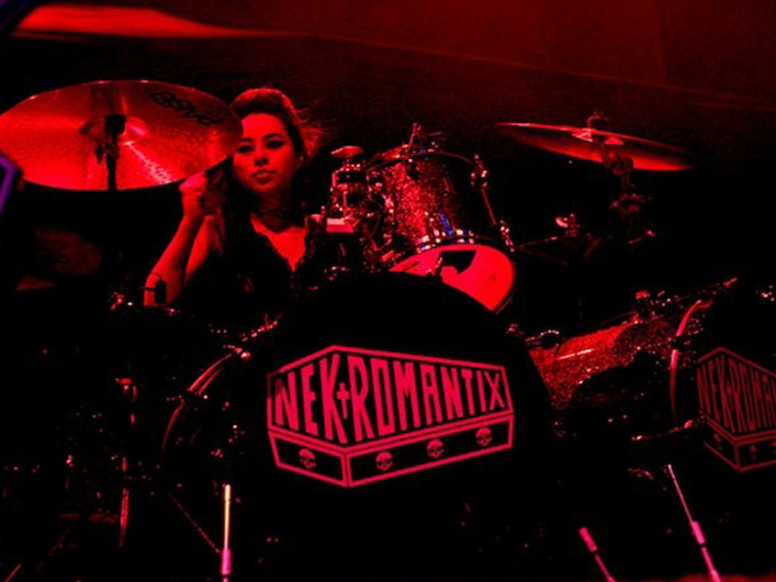LUX W/ NEKROMANTIX - ROB ZOMBIE TOUR