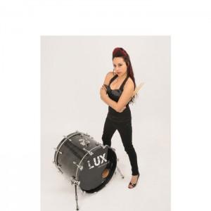 Lux Drummer 8 x 10 Photo