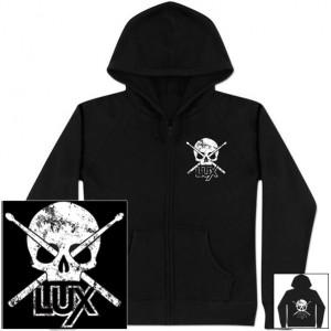 Lux Drummer Hoodie